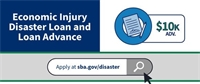 BREAKING: SBA's Economic Injury Disaster Loans & Advance Program Reopened